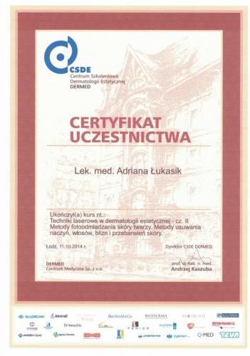 Techniki laserowe w dermatologii estetycznej - cz II 11-10-2014-1-min